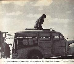 1942- Koenig - Libye- Bir Hakeim -