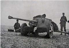 RA- 1942- Bir Hakeim - canon antichar