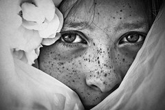 Girl with Freckles 4 photo by April Joy Gutel