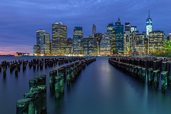NYC Skyline photo by clarsonx