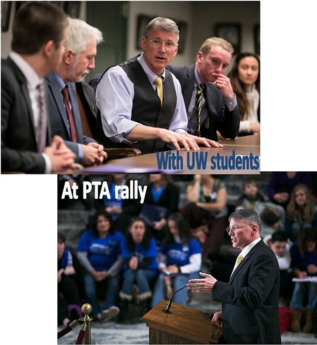 UW PTA photos