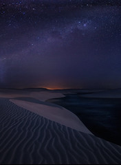 Starlight Dunes by Michael Anderson photo by AndersonImages