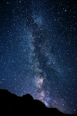 Milky Way over Garibaldi Park photo by Eric^^ (on and off..)