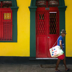 colors of Recife Brazil photo by Corot Classical Images
