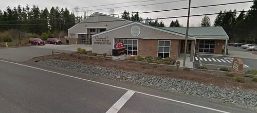 Graham Fire Station
