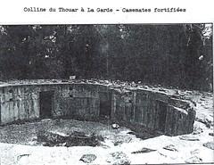 1944- Provence- Casemate du Thouar