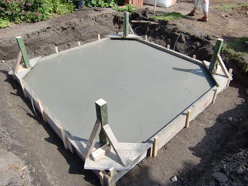 2013-0716 08 Molen De David betonstort