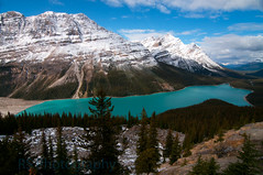 Peyto Lake, Banff National Park, Alberta. Explored. photo by jaros 2(Ron)