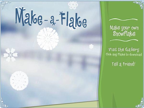 make a flake