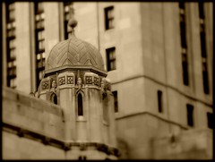 Architectural Detail: Dome, Masonic Temple--Detroit MI photo by pinehurst19475