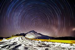 雪地星軌 photo by wrc213