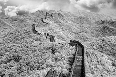 Great Wall_IR photo by S. Peterson