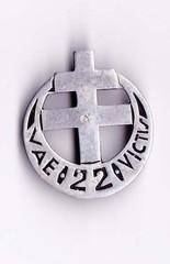22 BMNA -Insigne - Col B. Bongrand Saint Hillier