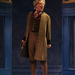 Jonathan Weir (Geronte) in THE LIAR at Writers Theatre. Photo by Michael Brosilow.