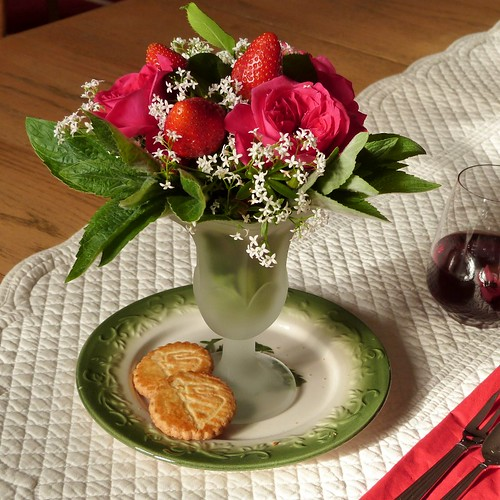 roses au sucre, bouquet de fraises - 22 mai 2015 (800x800)