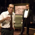 Larry Yando and William Brown in NIXON'S NIXON at Writers Theatre. Photos by Michael Brosilow.