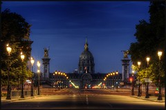 Alexandre III & Invalides photo by ∃Scape