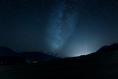Karwendel Night Sky photo by _flowtation