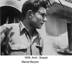 BM 4 Chambarand -  1945 Avril_Sospel_Marcel Beyron - Fonds Emile Gauthier