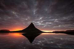 Kirkjufell mountain photo by Tómas Freyr