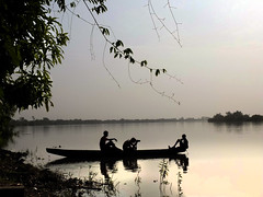 Photographer, Jason Florio, at work - River Gambia, Kuntaur_DSF3558 copy photo by wordly images