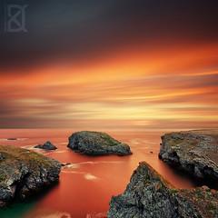 Bloody sea photo by  David.Keochkerian 