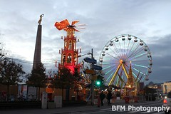 Luxembourg christmas market photo by Marc Ben Fatma - visit BFM.LU and like my FB page