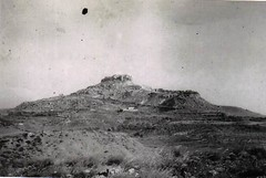 1944- Tunsie- Takrouna fin de la guerre - Col. Françoise Basteau