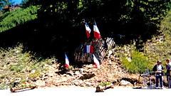 Authion - inauguration Plaque du Col de la Lombarde- col.Wladislas Picuira
