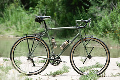 Beautiful Bicycle: My Geekhouse Woodville Touring Bike photo by John Watson / The Radavist
