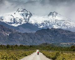 Patagonian Roadblock (Explore #96) photo by glness