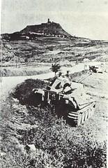 1944- Italie- Radicofani