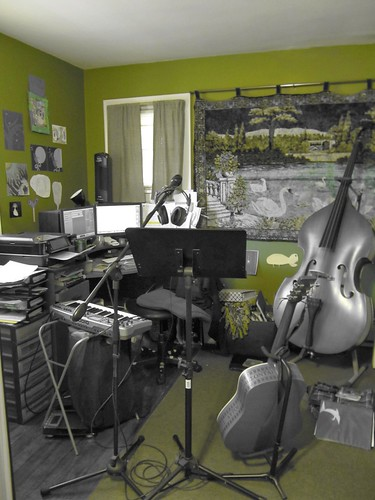 Mary's Music Room