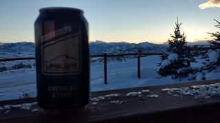 I enjoy drinking beer