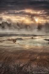 Sunrise Black Sand Basin photo by aland67