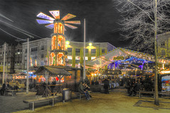 Christmas market bar photo by Stokeparker