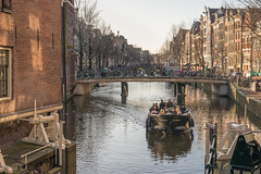 Canal cruise in Amsterdam - Rondvaart photo by RuudMorijn