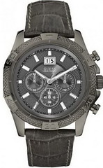 GUESS Boldly Detailed Sport Chronograph Mens Watch U18515G1 photo by mndjet.com