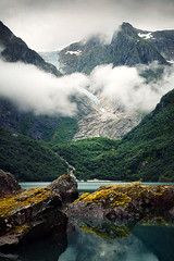 Bondhusbreen photo by Youronas