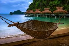 Palawan - Miniloc Island, Water Cottages photo by Yen Baet