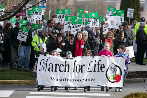 2014 March for Life Banner