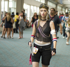 Comic Con 2014 photo by San Diego Shooter