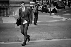 Stressful Business photo by Leanne Boulton
