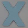 Foam Play Mat Letter X