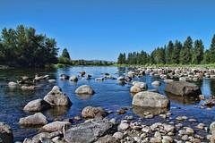 Spokane River photo by Missi Gregorius