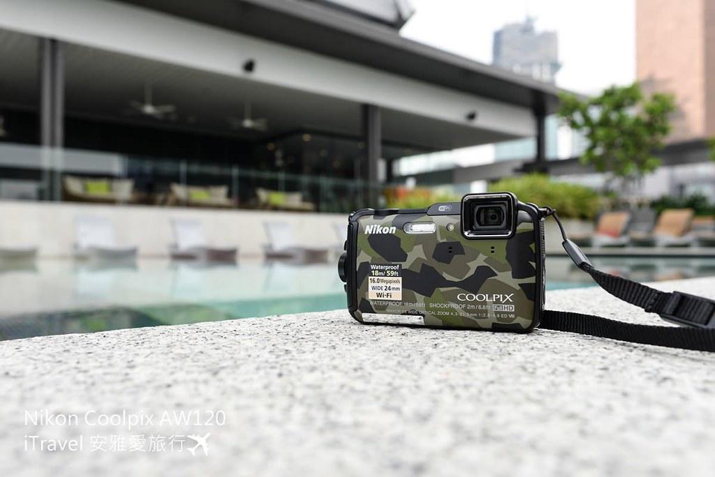防水相机 Nikon Coolpix AW120 05