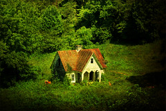 Abandoned cottage..(Explored) photo by Patlees