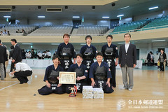 56th Kanto Corporations and Companies Kendo Tournament_085