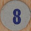 TSL LOTTO number 8