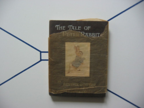 Peter Rabbit Book with Dustjacket